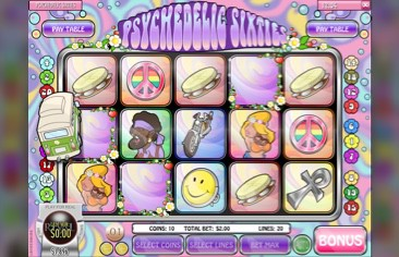 Review The No Download Psychedelic Sixties Slots