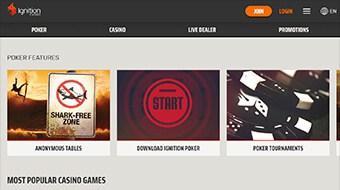Ignition Casino Review Ratings July 2020 Allstar Gambling Usa