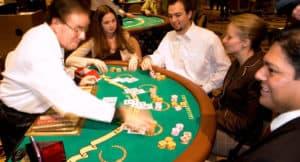 Blackjack Players