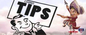 more casino tips